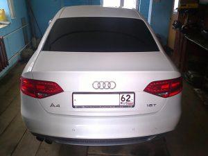 Audi A4 1.8TFSI 2011 вариатор 160 л.с. 2