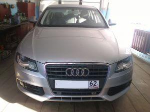 Audi A4 2.0TDI 140 л.с.