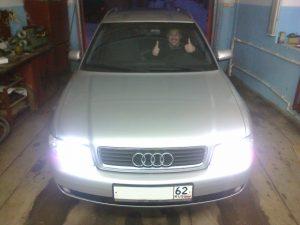 Audi A4 b5 1.6 105 л.с.