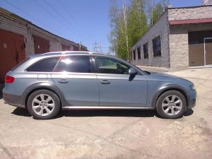 Audi Allroad A4 2.0tfsi 211л.с. 2