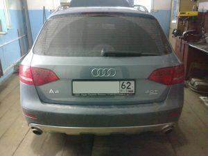 Audi Allroad A4 2.0tfsi 211л.с. 3