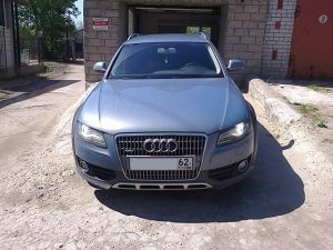 Audi Allroad A4 2.0tfsi 211л.с.