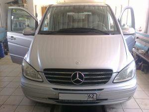 Mercedes Viano 2.2CDI