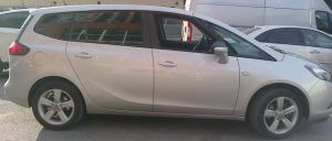 Opel Zafira 1.8 2013 115 л.с. 1
