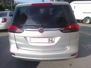 Opel Zafira 1.8 2013 115 л.с. 2