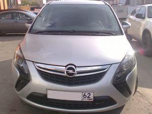 Opel Zafira 1.8 2013 115 л.с.