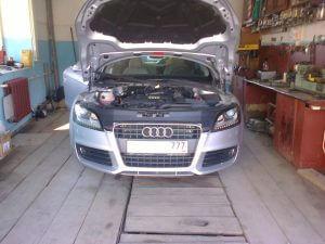 чип-тюнинг Audi TT