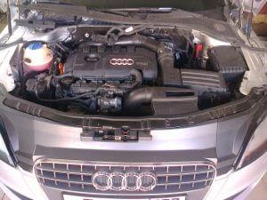 чип-тюнинг Audi TT 3