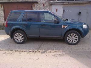 чип-тюнинг Land Rover Freelander 2.2 2008