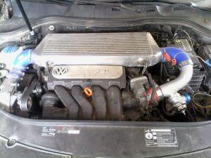 чип-тюнинг VW Passat 2.0FSI 2