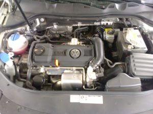 чип-тюнинг VW passat 4