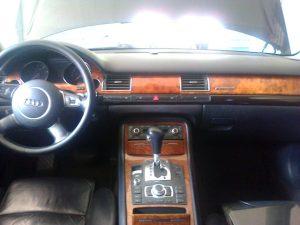 удаление катализаторов Audi A8 W12