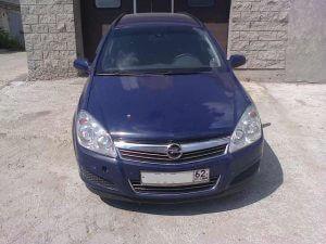 удаление сажевого фильтра Opel Astra