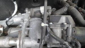 удаление клапана ЕГР VW Multivan 1.9 TDI 2